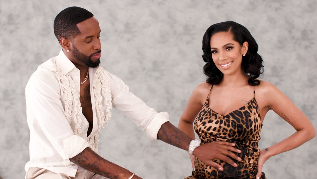 Erica Mena and Safaree Officially Tied the Knot