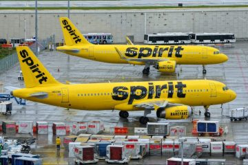 Spirit Airlines Debuts New Planes With More Leg Room