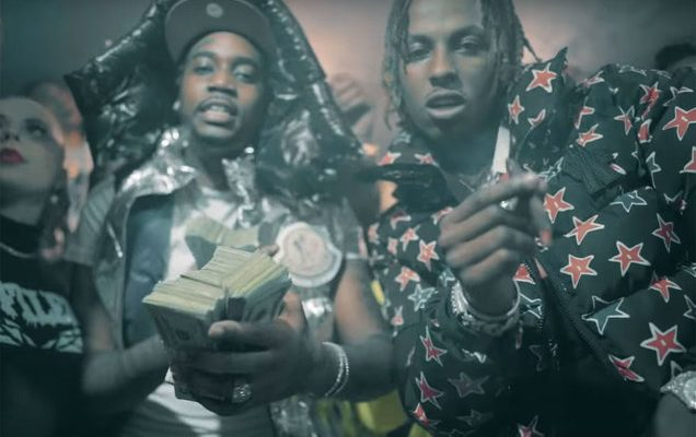 [WATCH] Fivio Foreign Teams Up With Rich The Kid for 'Richer Than Ever' Visuals