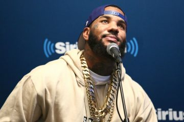 The Game Intervenes After Police Harass Kids Selling Candy