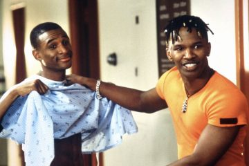 Tommy Davidson Recalls Tension With Jamie Foxx on 'In Living Color' and 'Booty Call' in New Book